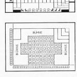 Panoramabühne 145 Personen, Stühle drehbar